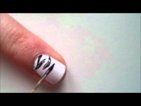 Nagel tutorial; zebra design