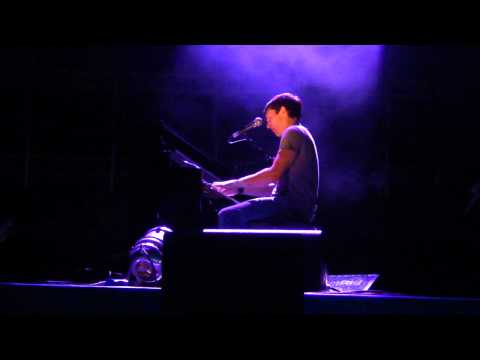 James Blunt Good Bye my Lover. Dubai Jazz Festival 2012