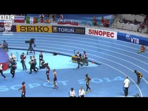 #TBT: Richard Kilty storms to his first world title over 60m