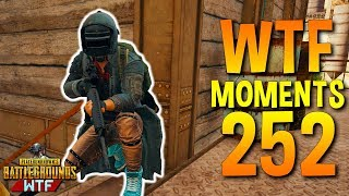 PUBG Daily Funny WTF Moments Highlights Ep 252