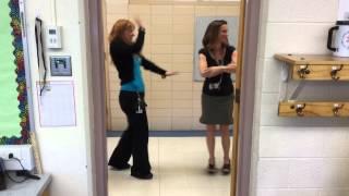 Teachers Celebrate the Last Day of School