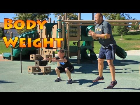 Bodyweight Tabata Training High Intensity Interval Training HIIT