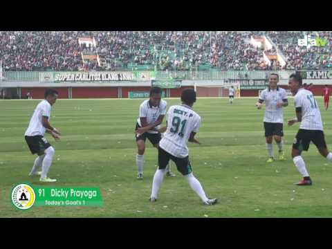 Highlight Persiba Bantul vs PSS Sleman  (0-1) Stadion Maguwoharjo Sleman   Penyisihan ISC B Grup 5