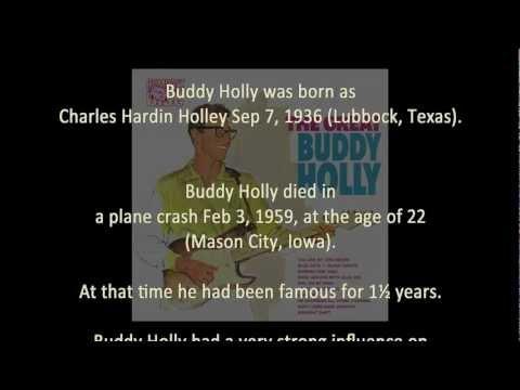 Buddy Holly - Holly Hop