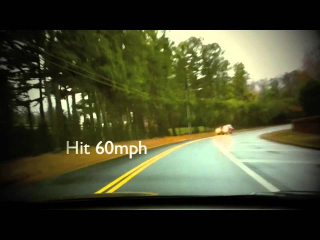 2010 Honda Accord Apexi Exhaust System.