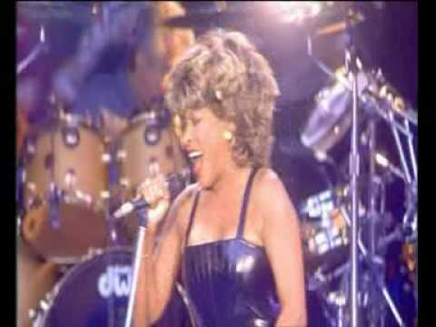Tina Turner - A fool in love live