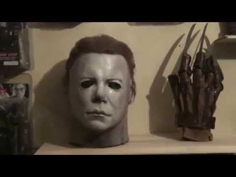 mask michael myers halloween masque nag Maniac WMP collection
