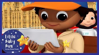 Tablets and Mobile Phone Song + More!   Little Baby Boogie   Little Baby Bum   Dance Song For Kids