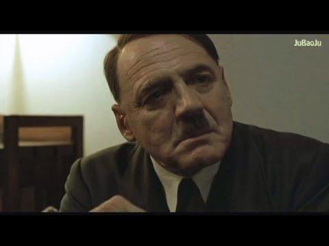 Гитлер слушает Джастина Бибера супер пародия ржач прикол (смешная озвучка) фанаты белиберы Beliebers