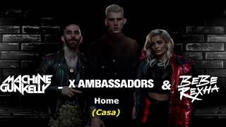 Download Lagu ▄▀ Home - Machine Gun Kelly, X Ambassadors, & Bebe Rexha [Legendado / Tradução] ▀▄ Gratis STAFABAND