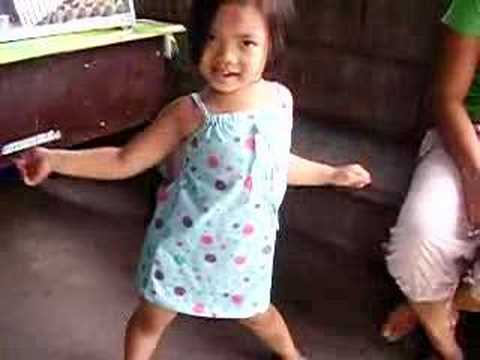 little luningning- my baby adoy(dance w/o music)