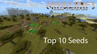 Minecraft Windows 10: Top 10 Best Seeds
