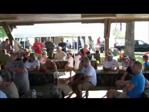 Wounded Warrior Bass Tournament 5-18-2012   Paris Landing State Park