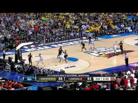 Louisville vs Wichita St 2013 Final Four (FULL GAME)