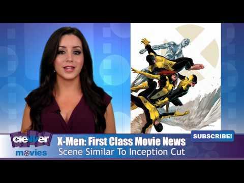 Matthew Vaughn Cuts X-Men: First Class Action Scene: Inception To Blame?