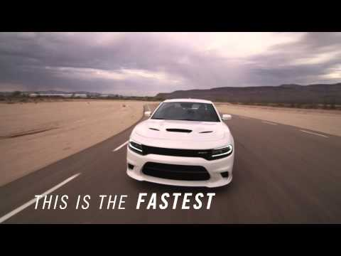 2015 Dodge Charger SRT Hellcat Sizzle