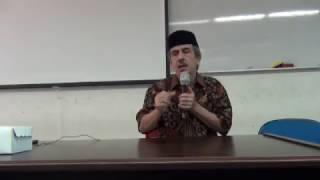 Makna Hakiki Toleransi - Prof. Dr. Ir. Abdullah Shahab