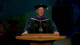 Daniels to graduates: 'Bases loaded with opportunities'