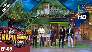 The Kapil Sharma Show–Episode 9–दी कपिल शर्मा शो– Housefull of Masti continues –21st May 2016