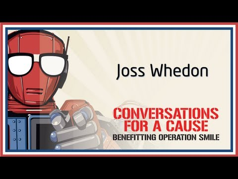 Conversation with Joss Whedon - Nerd HQ (2013) HD