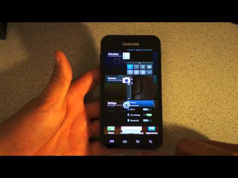 Video: Official FI27 ICS Update on the Samsung Epic 4G Touch [REVIEW]