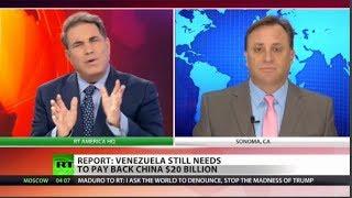 Rick Sanchez loses it: Don't Venezuelans get a vote?