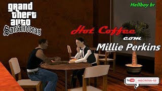 Hot Coffee - GTA San Andreas Mods (Millie Perkins)