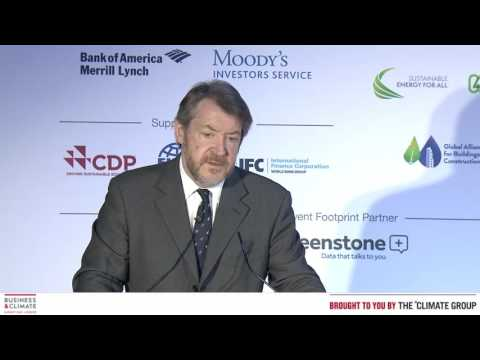 Risk Disclosure - Business & Climate Summit
