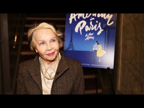 Dance Legend & Film Star Leslie Caron on Why She Loves Broadway's AN AMERICAN IN PARIS