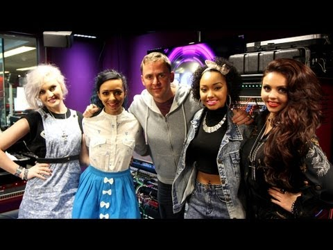 Little Mix - Truth Or Dare On Scott Mills