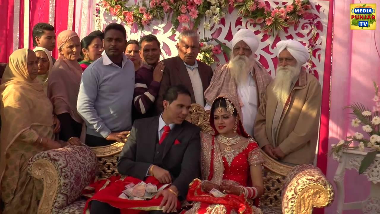 Gurpreet Weds Aman Marriage Gurpreet Weds