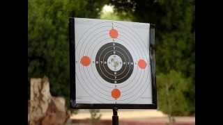 AirWolf 5,5- 52 Yard JSB 18,1g Shooting target