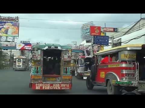 in Metro Manila & Cities around in The Philippines (filipina driver