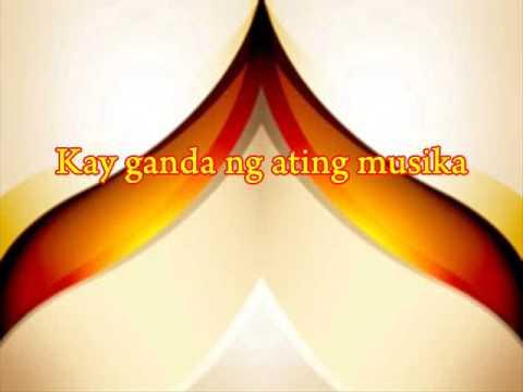 Kay Ganda Ng Ating Musika (hajji Alejandro) video