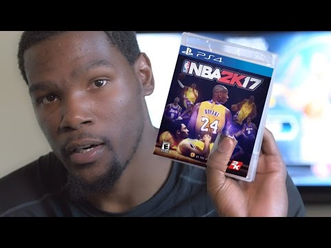 NBA 2K17 - Kevin Durant on NBA 2K17 PS4 FULL MOVIE PARODY GAMEPLAY (PS4,XBOX ONE,PC)