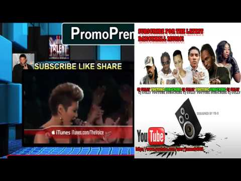 Tessanne Chin - TRY - The Voice USA 2013 THE FINALS [HD]