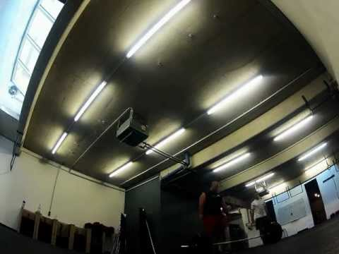 3 Guys - 1 Bar | Gym Time-Lapse - GoPro HD Hero2
