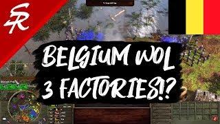 Belgium in AoE - 3 Factories!? Age of Empires III Wars of Liberty