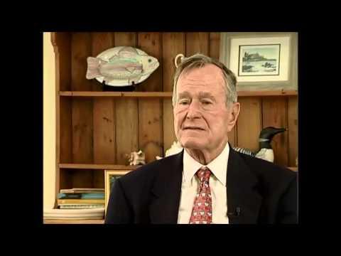 President George H.W. Bush - Interview about Bob Dole - June 1, 2007