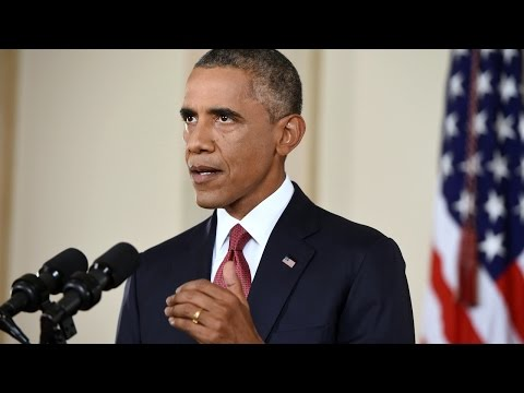 Obama: ISIL Offensive Will Not Be Like Iraq, Afghanistan Wars