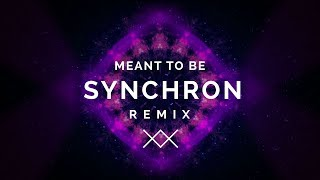 Arc North - Meant To Be (ft. Krista Marina) [Synchron Remix]