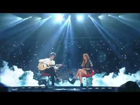 (YTMA) 씨스타 효린 Hyorin & 정성하 SunghaJung -  'Give It to Me Right'