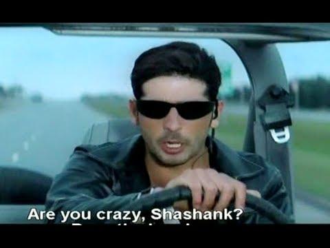 Abhishek Bachchan / Zayed Khan / Sunil Shetty action scene - Dus Hindi Movie