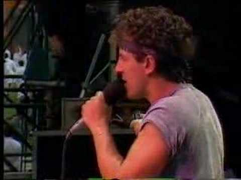 The River - Bruce Springsteen - Paris 85 Video