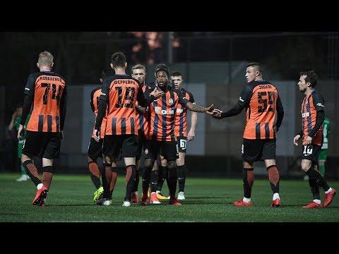 Шахтер 2-2 Лудогорец. Обзор товарищеского матча (20.01.2018)