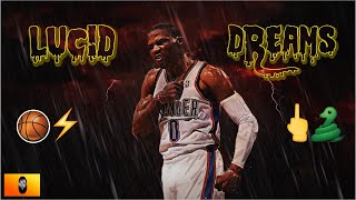 "Download Lagu Russell Westbrook - ""Lucid Dreams"" (Juice WRLD) 2018 NBA Mix ‼️ Gratis STAFABAND"