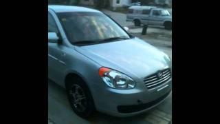 2009 Hyundai Accent walk around (First look)