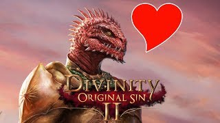 Divinity: Original Sin 2 - Confessing Your Feelings to Red Prince