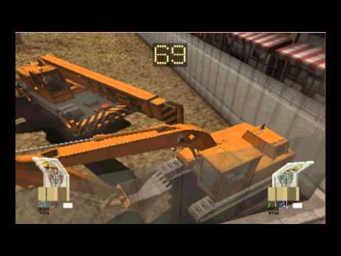 Battle Construction Vehicles Gameplay and Commentary