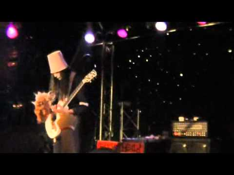 Buckethead and That1Guy - July 28th 2008 - Club Infinity (Full Show) klip izle